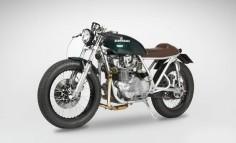 KAWASAKI KZ750 - MOTOMATO - THE BIKE SHED