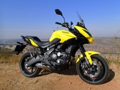 Kawasaki Versys 650 – A bike for all seasons!