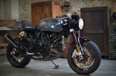 Kerozin Ducati Sport 1000 Biposto ~ Return of the Cafe Racers