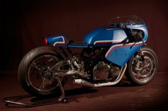 Kikishop Customs Suzuki GSXE ~ Return of the Cafe Racers