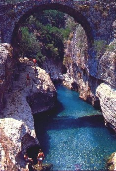 Koprulu Kanyon - Antalya / Turkey