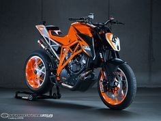 KTM 1290 Super Duke prototype #motorcycle #ktm