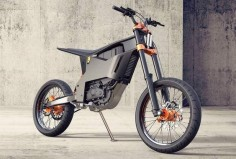 KTM Delta is an electric-mobility-concept, inspired for exploring the city, a motorcycle for younger  designed of KTM Delta Benjamin Loinger, in colaboration with KTM and Kista created this stylish electric-mobility-concept.