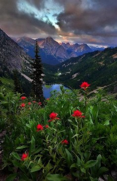 Lake Ann, North Cascades National Park, Washington