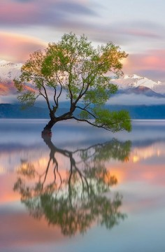 Lake Wanaka, New Zealand - Karen Plimmer 500px