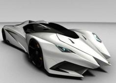 Lamborghini's Ferruccio 2012 concept car