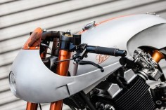 Laverda Cafe Racer by Custom Wolf 3