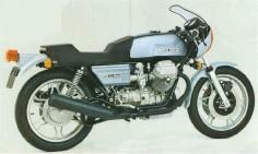Le Mans 850 MKI, 1976-1977