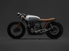 Leatherhead Honda CB650 ~ Return of the Cafe Racers