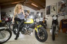 Leticia Cline - Ducati