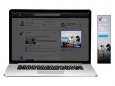 LinkedIn announced Tuesday that its display ads are now available via programmatic buying, through both open and private auctions.