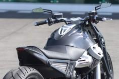 Lvpvs Alpha: an unapologetically modern Moto Guzzi California from Officine RossoPuro