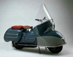 Maicomobil MB 200, 9 PS, 1954