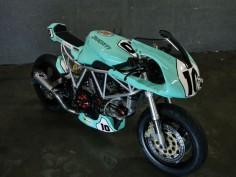 """Maradona"" Ducati 900SS [?] by Jtech Moto"