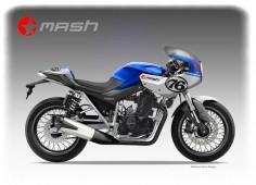"MASH ""CAFE' RACER"" 450 on Behance"