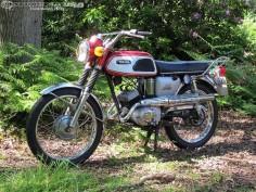Memorable Motorcycle: Yamaha AS1C 125 - Motorcycle USA