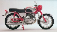 Memories. 1965 HONDA CB77 SUPER HAWK