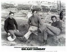 Mert Lawwill, Malcolm Smith, Steve McQueen