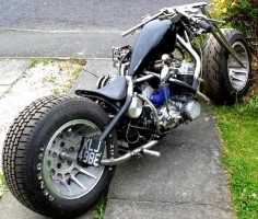 Metric Choppers - Page 2 - Custom Fighters - Custom Streetfighter Motorcycle Forum. Bad ass!