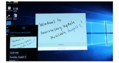 Microsoft Confirms Windows 10 Anniversary Update Release Date