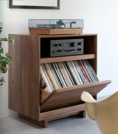 midcenturymodernfreak: Made for the Modern Audiophile The