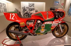 Mike Hailwood's 1978 Isle of Man Tourist Trophy winning Ducati 900SS