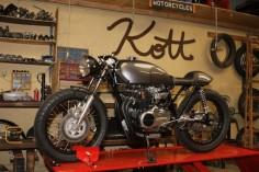 ♠Milchapitas-Kustom Bikes♠: Honda CB400 Four By Kott Motorcycles