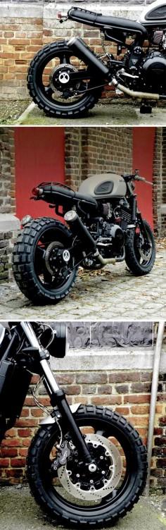 MK20 - Triumph by MotoKouture Bespoke Motorcycles.  |