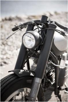 MONKEE #42 - Moto Guzzi Falcone