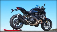 Monster 1200 R - Test in Ronda - Ducati