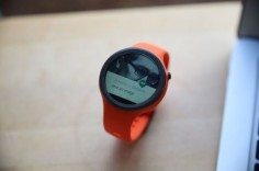 Moto 360 Sport review: Solid smartwatch, subpar workout tool. This is something I want.