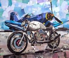 Moto Art