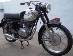 Moto Gilera Extra 200 1964.