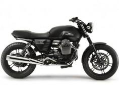 Moto Guzz V7 Stone Custom Cafe Racer Moto Guzzi V7 Stone