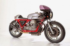 MOTO GUZZI 1000SP '007 BULLET' - FIFTYFIVE GARAGE - ROCKETGARAGE