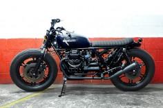 Moto Guzzi 1000SP – Blitz Motorcycles