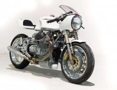 MOTO GUZZI 1100 - CLAUDE BATTHEU - OTTONERO