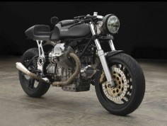 Moto Guzzi 1100 Sport Cafe Racer by Moto-Studio  #motorcycles #caferacer #motos |