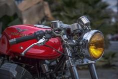Moto Guzzi 1100 Sport Cafe Racer