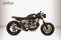 MOTO GUZZI 1100 SPORT 'MALENA' - SOUTH GARAGE CO - ROCKETGARAGE