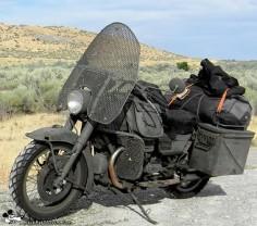Moto Guzzi 1100 Survival.