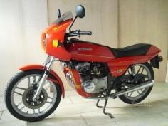 Moto Guzzi 254 del 1981 cilindri 4