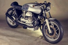 Moto Guzzi 850 Le Mans II - Walz Hardcore Cycles - Racing Cafe