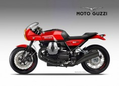 "MOTO GUZZI 940 ""SPORT"" on Behance"