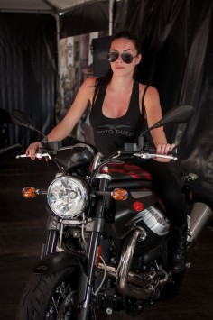 Moto Guzzi at Daytona 2015 Bike Week. #MotoGuzzi #Daytona #bike