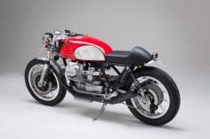 Moto Guzzi bike