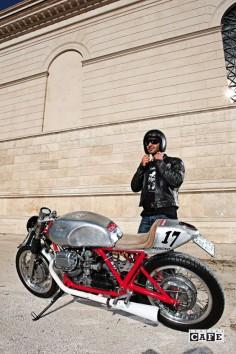 Moto Guzzi Bomb 17 -