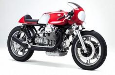 Moto Guzzi by Kaffe Maschine
