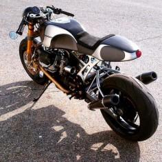 Moto Guzzi by Moto Studio, Miami Florida