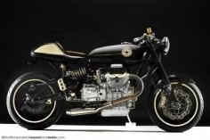 Moto Guzzi by Santiago Choppers